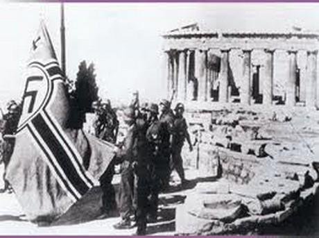 Nazi stin Akropoli 1941 | Σχολιαστές Χωρίς Σύνορα COMMENTATORS WITHOUT FRONTIERS Comentadores SIN FRONTERAS