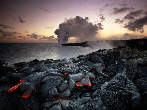 Nature 56-Kilauea, Hawaii