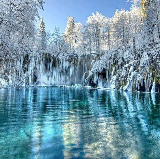 Nature 68-Plitvice Lakes, Croatia