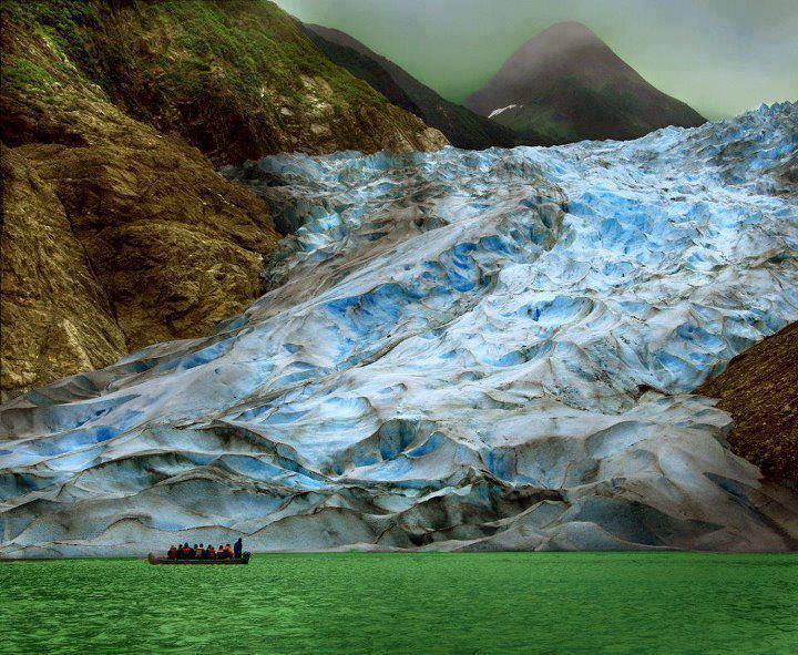 Nature 94-Sawyer Glacier, Alaska