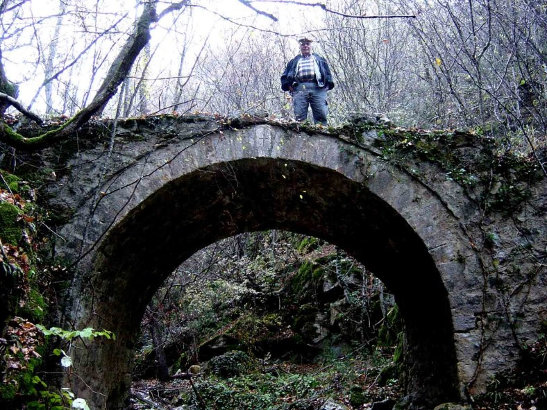 20. πέτρινη γέφυρα-Πομακοχώρια, Dermen Dere toxo