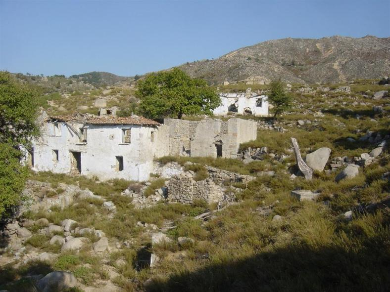 29. Πλαγιά (Πέβα) Κιμμερίων-ένα έρημο χωριό