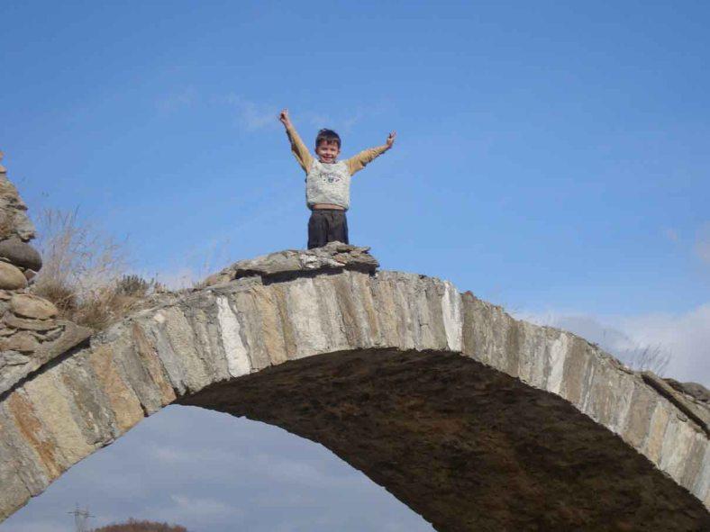 30. Πομακοχώρια, Πέτρινη Γέφυρα