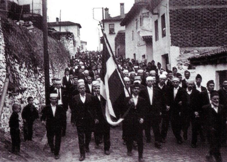 5. Αναχώρηση υποψήφιων χατζήδων από Εχίνο για Μέκκα-1965