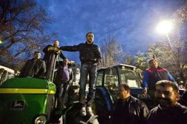 Στις 5 Μάρτη κατεβαίνουν οι αγρότες στην Αθήνα