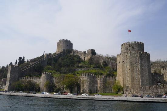 Το Οθωμανικό κάστρο Ρούμελι Χισάρ