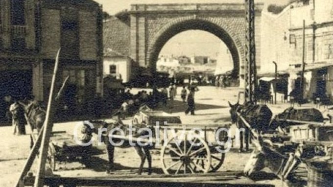 4b. Χανιόπορτα - Ηράκλειο (1920)