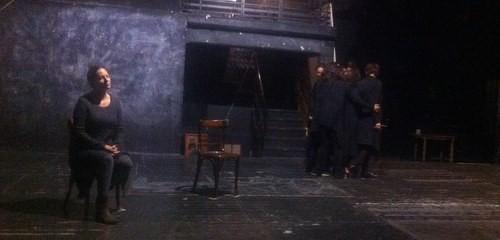 Θεατρική Παράσταση Sex Trafficking-Δάφνη Σκαλιώνη