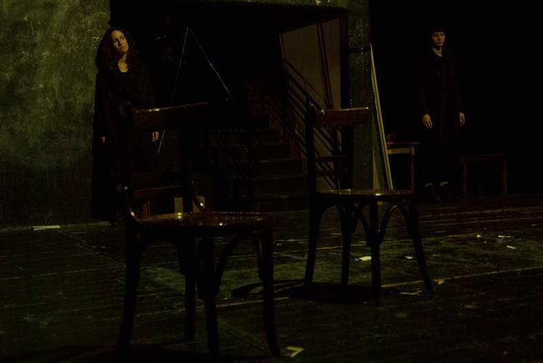 θεατρική παράσταση Sex Trafficking, στο Εμπρός 1