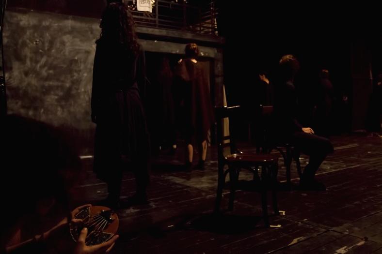 θεατρική παράσταση Sex Trafficking, στο Εμπρός 4
