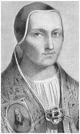 Πάπας Ιννοκέντιος Γ' (1198-1216).