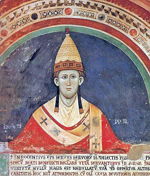 Πάπας Ιννοκέντιος ο Γ΄