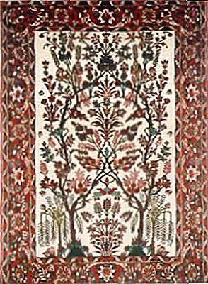 21. το Δέντρο της Ζωής-Νομαδικό Χαλί