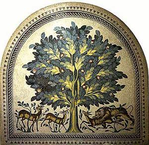 5. Το Δέντρο της Ζωής-Jericho-mosaic
