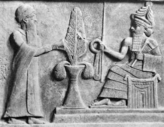 7. το Δέντρο της Ζωής-Mesopotamia