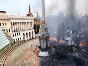 Κίεβο, πριν-μετά (2014)