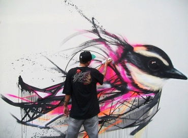 graffiti painter