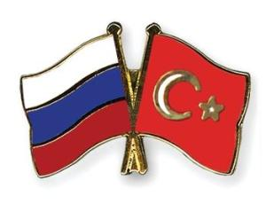 russian and turkish flag