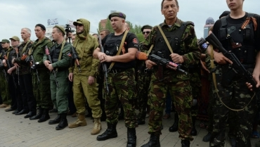 αντάρτες ανατολικής ουκρανίας