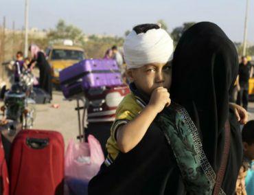 παλαιστίνιοι πρόσφυγες