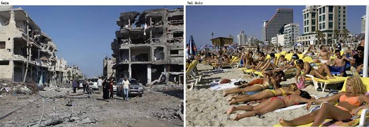 Gaza-Tel Aviv