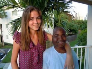 18χρονη καναδέζα στην Αιτή...