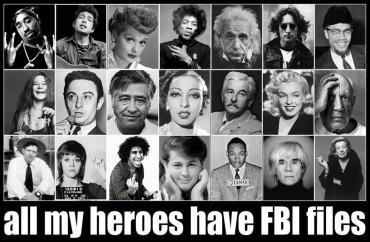 All-My-Heroes-Have-FBI-Files