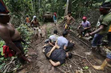 ινδιάνοι Αμαζονίου