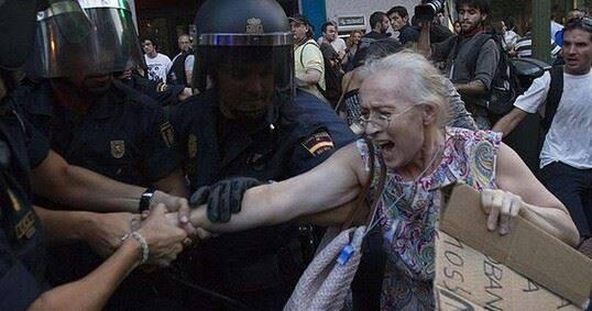 Spain-Ley Mordaza 2