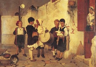 Νικηφόρου Λύτρα-Τα κάλαντα (1872)