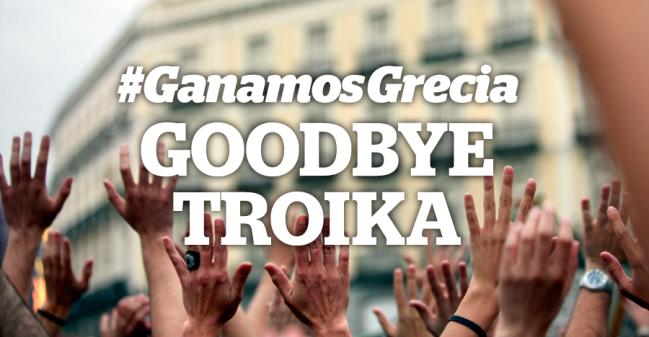 Ganamos Grecia