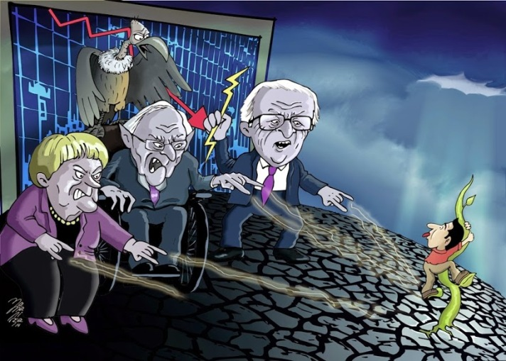 Liberation-Η άνοιξη της κόκκινης Αριστεράς στον ευρωπαϊκό Νότο -Fear vs Hope