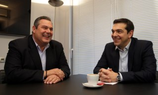 Tsipras & Kammenos