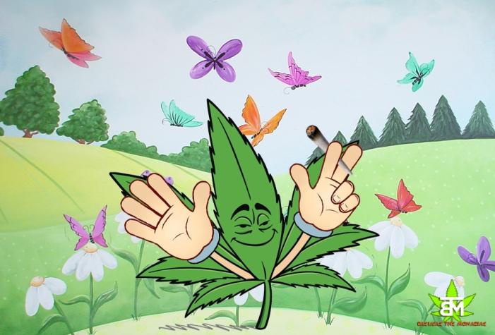 cannabis & happiness