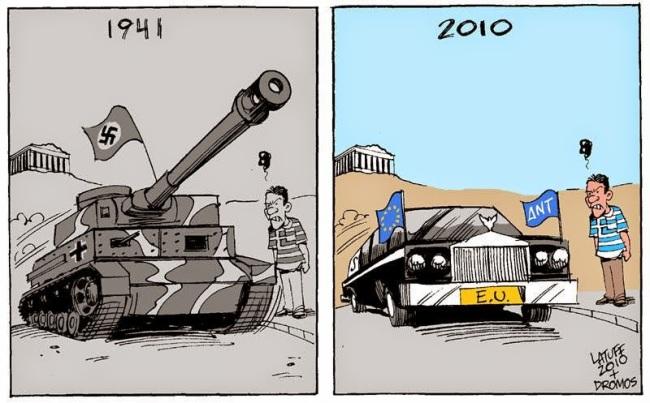 Carlos Latuff-My solidarity with Greek people