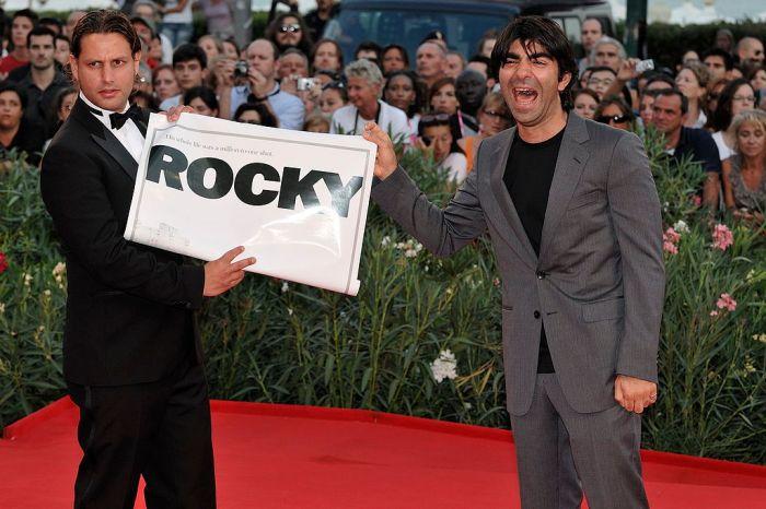 Φατίχ Ακίν & Αδάμ Μπουσδούκος, 2009