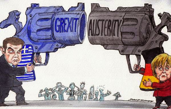 grexit vs austerity