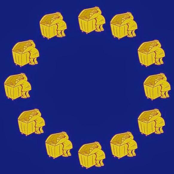 we love EU