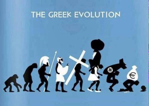 Greek Evolution