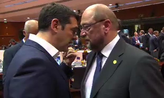 tsipras schultz
