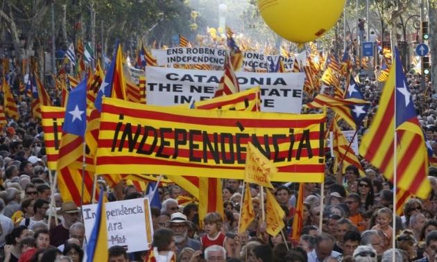 Βόμβα ανεξαρτησίας στην Καταλονία 1