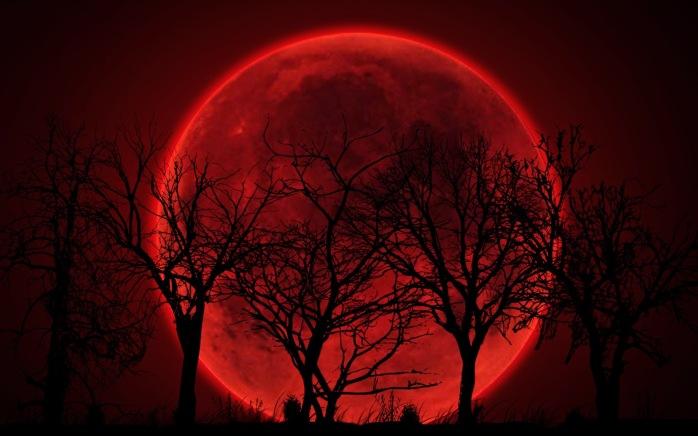 Ματωμένο Φεγγάρι