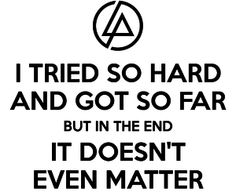 Linkin Park - In The End 2
