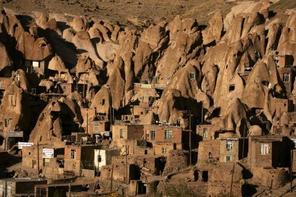 IRAN-Kandovan-Village 1