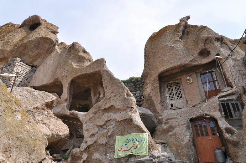 IRAN-Kandovan-Village 2