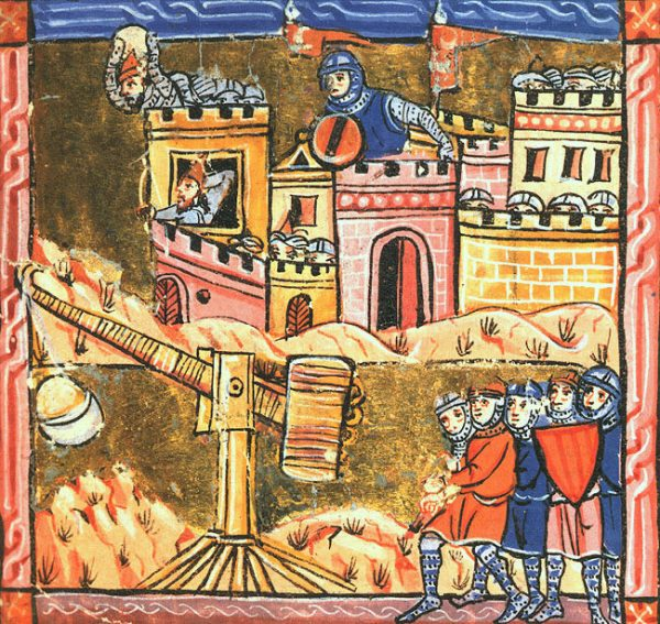 Siege_of_Acre-The elite garrison of Saladin's armies during the Siege of Acre.